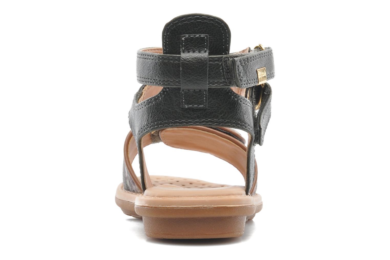 Sandales et nu-pieds Geox J S.MILK C II Vert vue droite