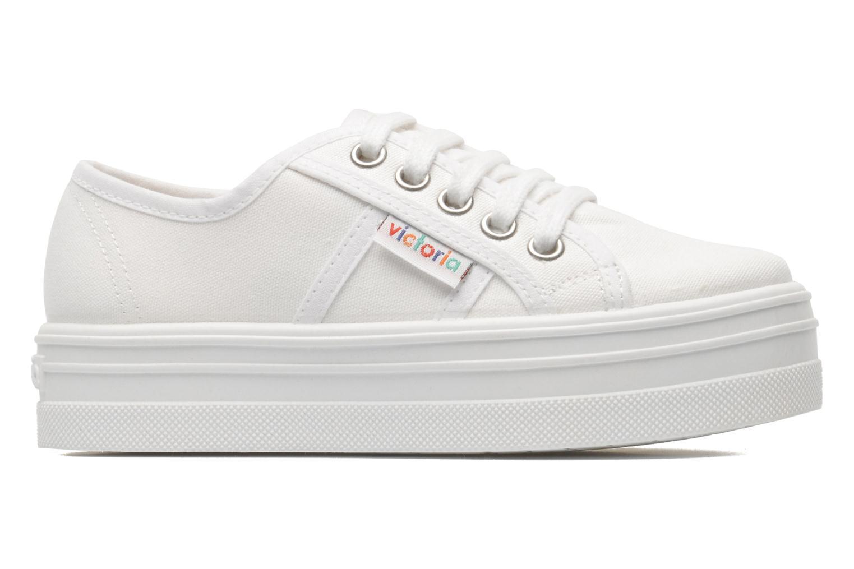 Blucher Lona Plataforma Kids Blanco