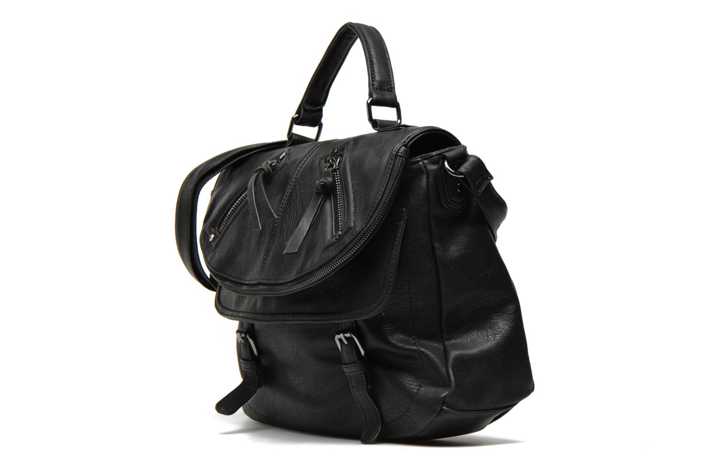 Handtassen Aldo Corvera Zwart model
