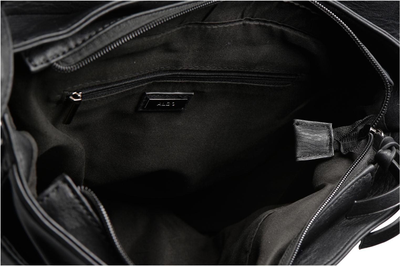 Handtassen Aldo Corvera Zwart achterkant