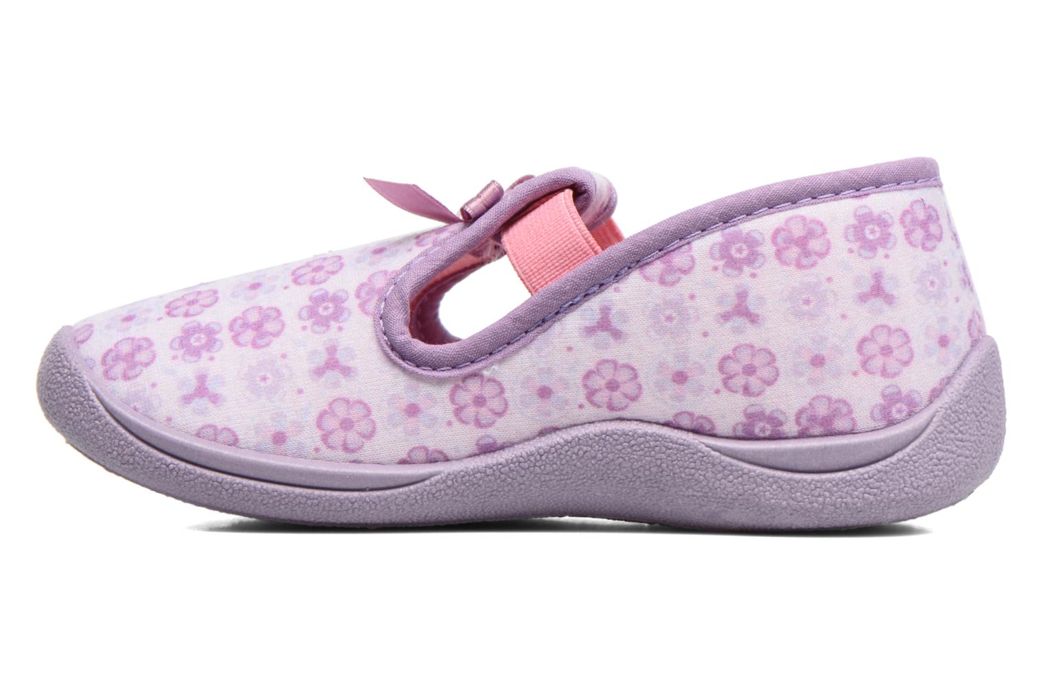 Chaussons Rondinaud DEFI Violet vue face