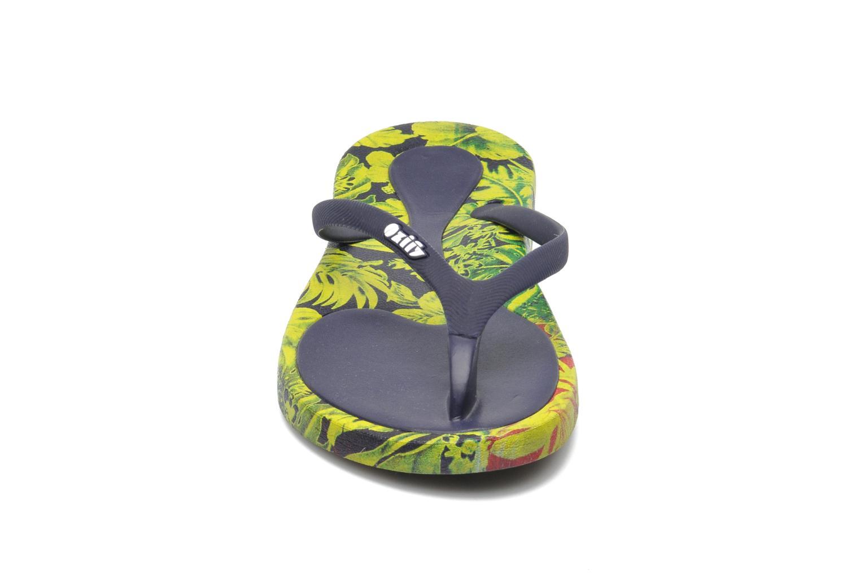 Tongs Ozify Prints W Multicolore vue portées chaussures