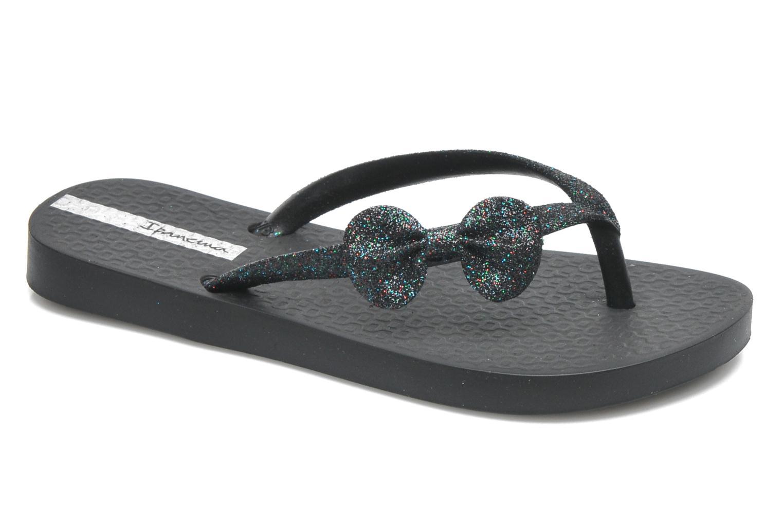 Slippers Ipanema Lolita II Kids Zwart detail