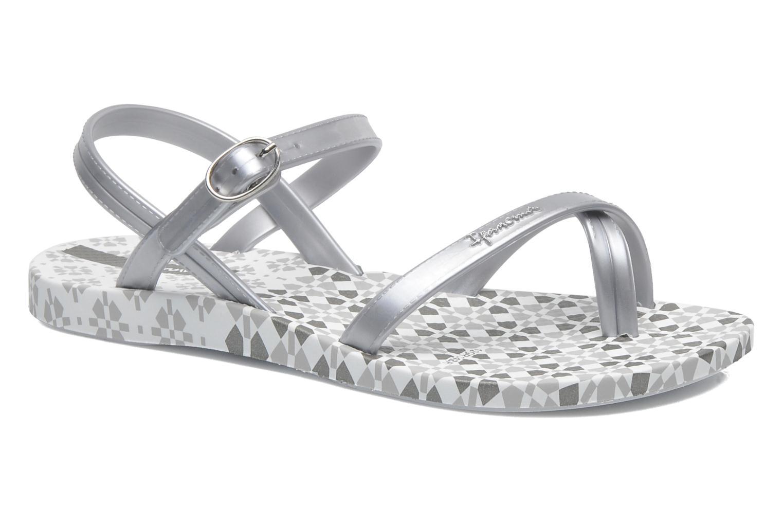 Fashion Sand II Kids White Silver