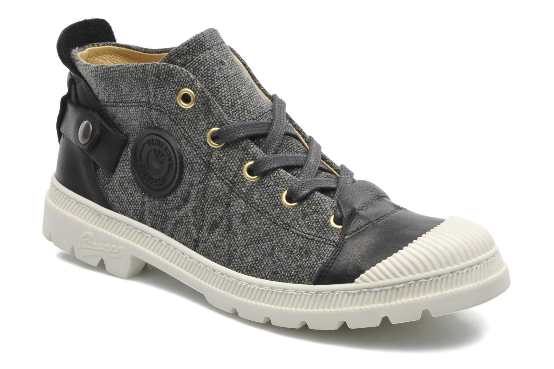 Sneaker Pataugas Aix F schwarz detaillierte ansicht/modell