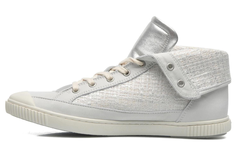 Sneakers Pataugas Bandit F Zilver voorkant