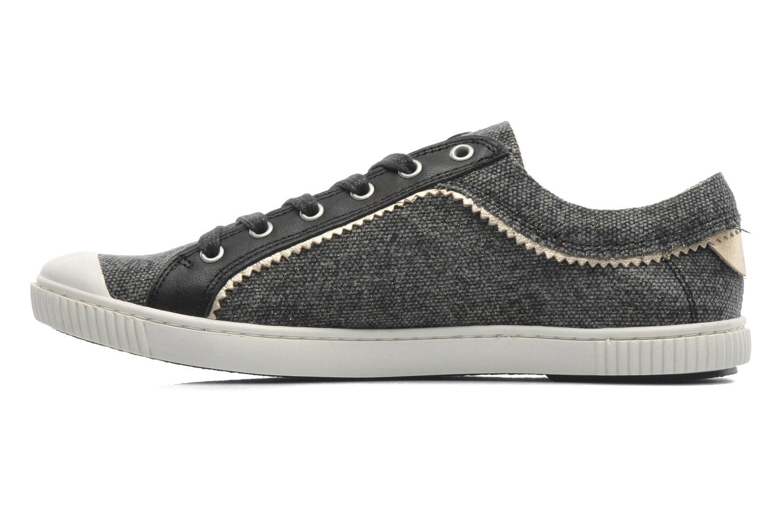 Sneakers Pataugas Binoush Zwart voorkant