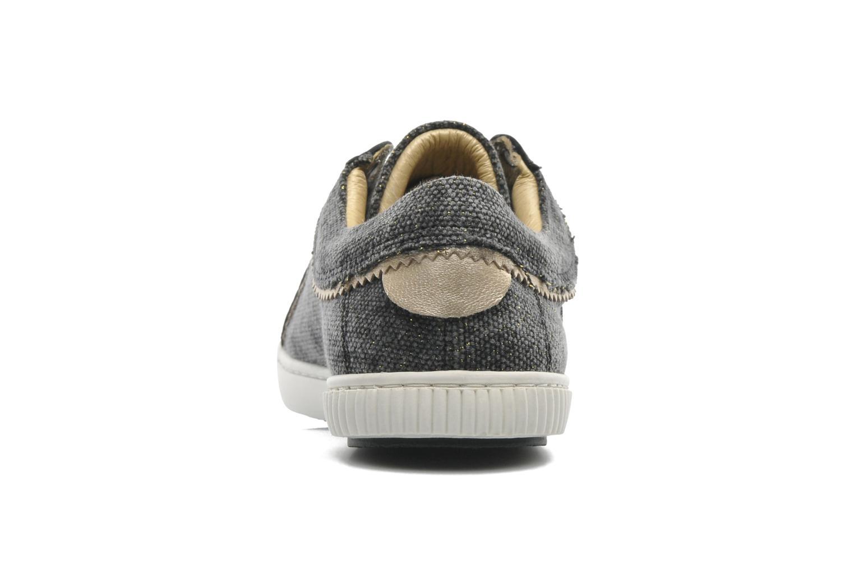 Sneakers Pataugas Binoush Zwart rechts
