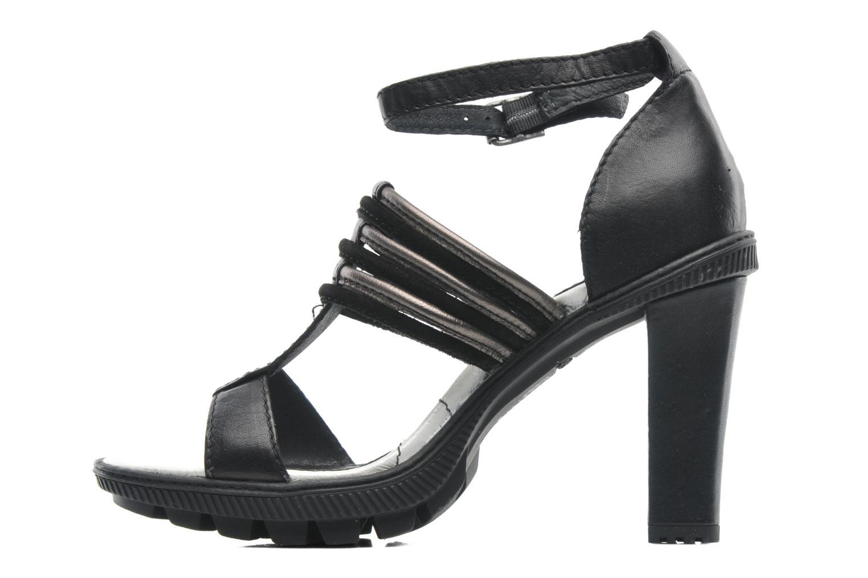 Sandali e scarpe aperte Pataugas Faty/MC Nero immagine frontale