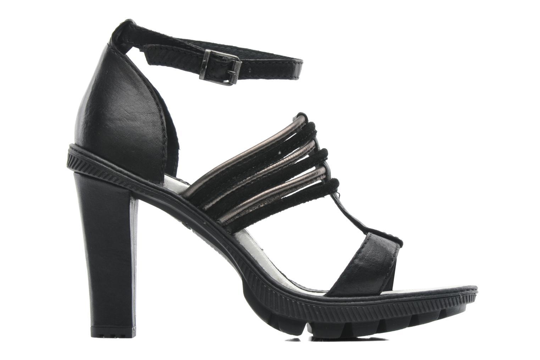 Sandali e scarpe aperte Pataugas Faty/MC Nero immagine posteriore