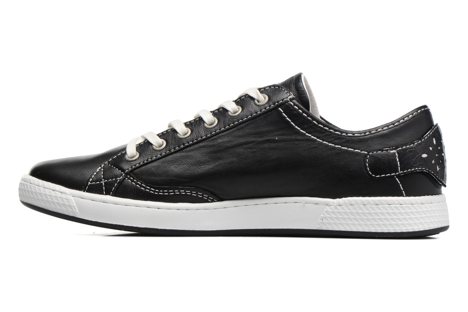Trainers Pataugas JesterN Black front view