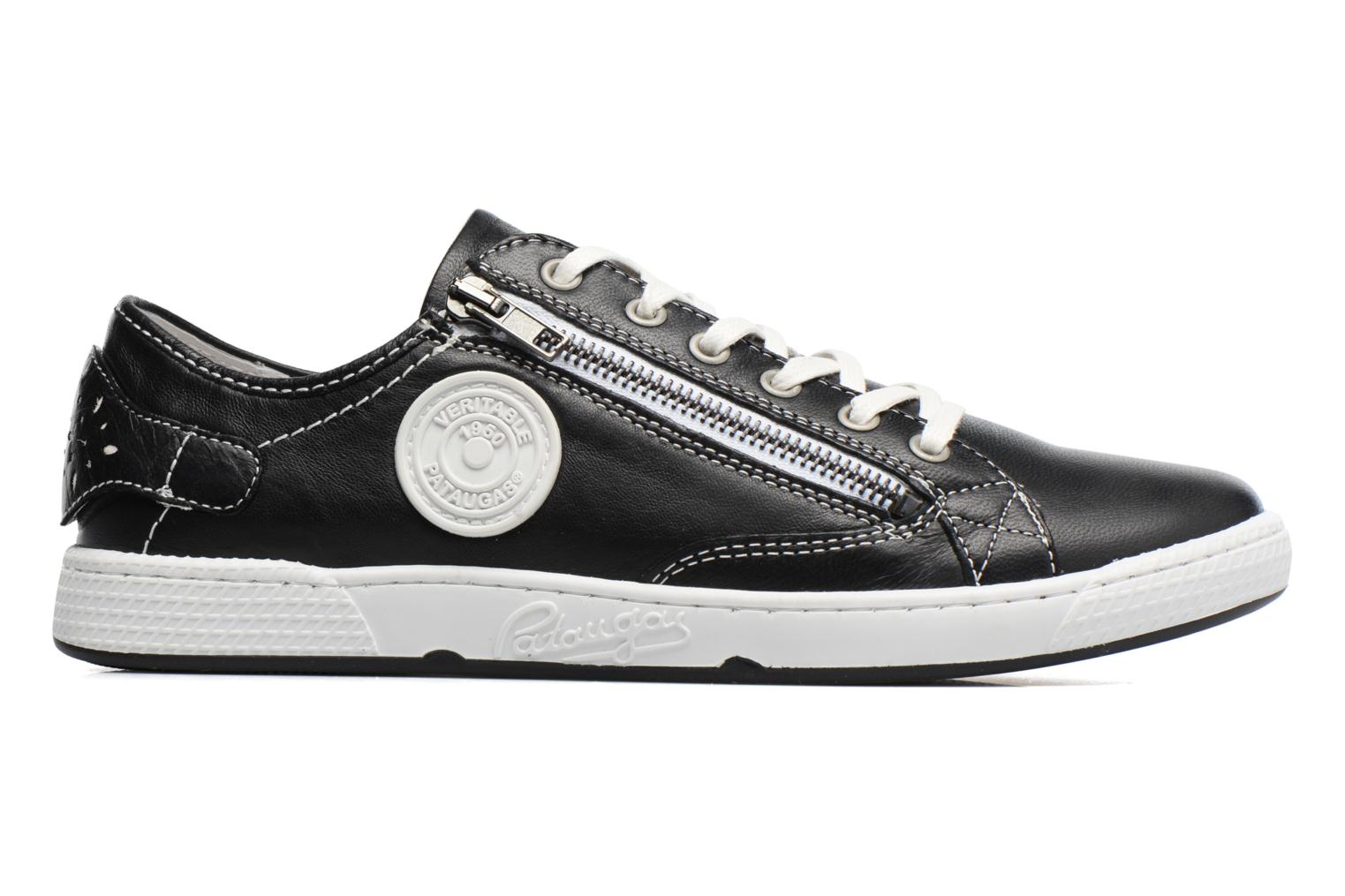 Trainers Pataugas JesterN Black back view
