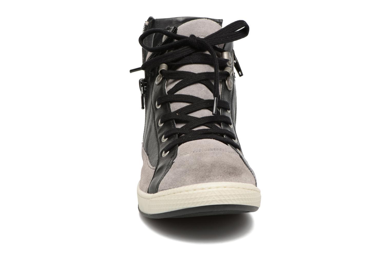 Baskets Pataugas Just/VE Noir vue portées chaussures