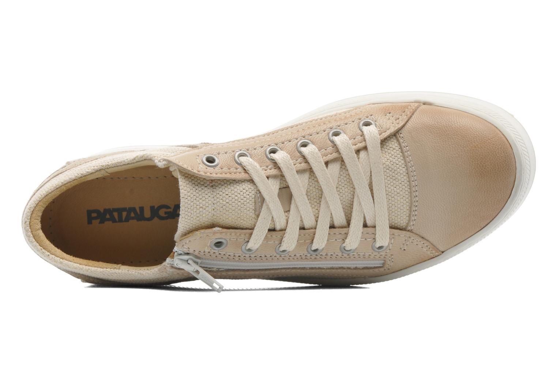 Sneaker Pataugas Pix beige ansicht von links