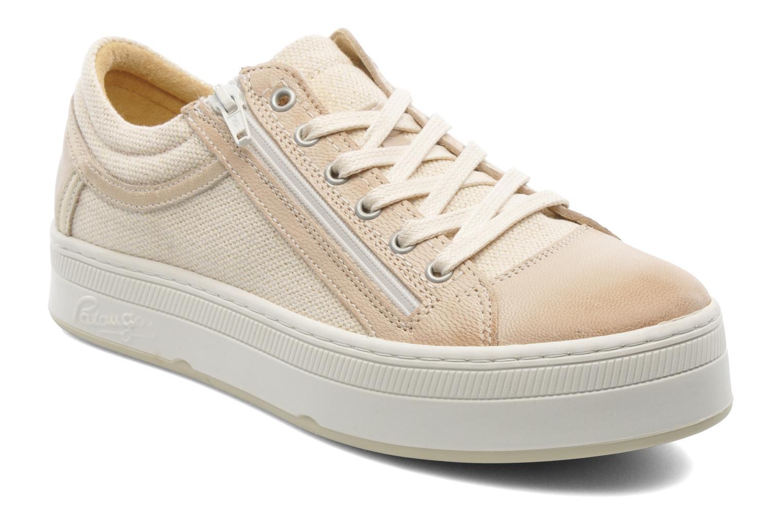 Sneaker Pataugas Pix beige detaillierte ansicht/modell