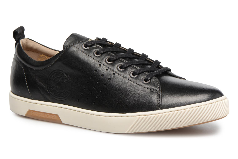 Sneakers Pataugas Mattei Zwart detail