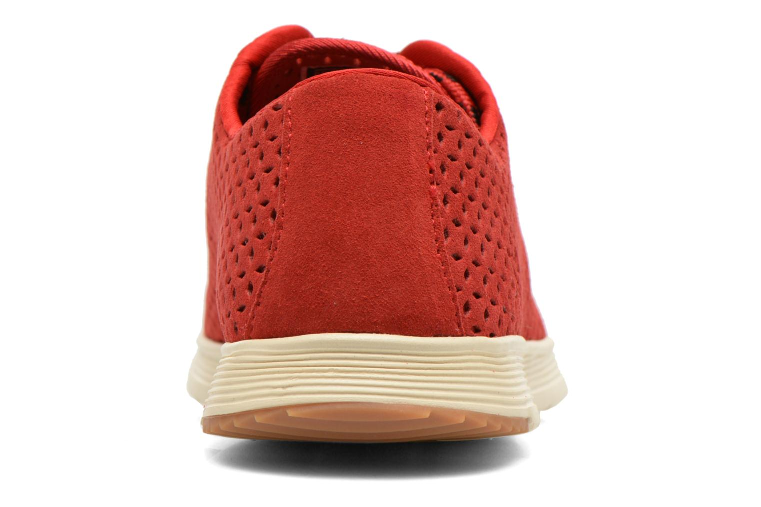 Baskets Ransom Field Lite Rouge vue droite