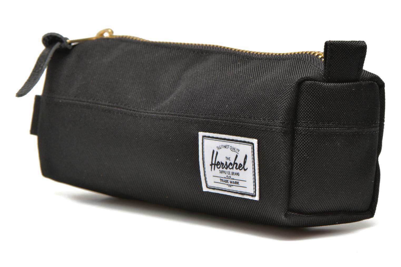 Scolaire Herschel Settlement Case Noir vue portées chaussures