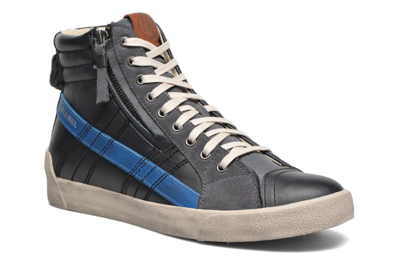 Sneaker Diesel D-String Plus schwarz detaillierte ansicht/modell