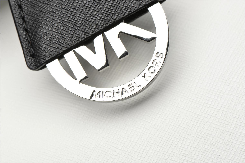 AVA MD TH Satchel White / Black