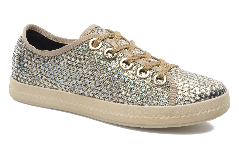 Sneaker Geox D Modesty A D4229A gold/bronze detaillierte ansicht/modell