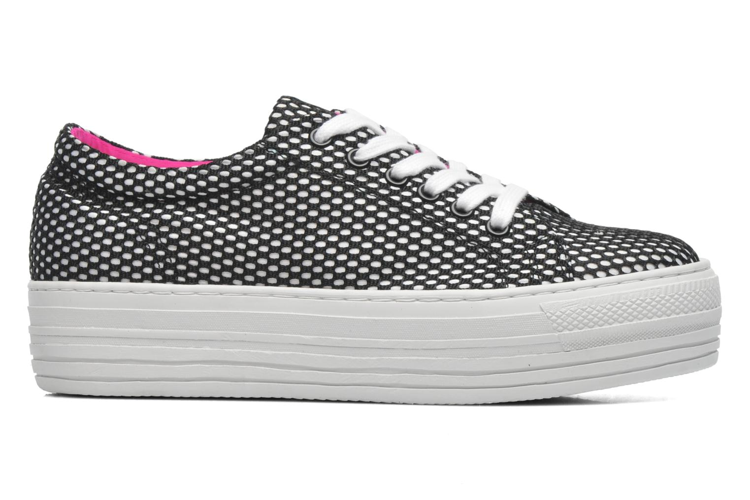 Trainers CULT Kiss Low 738 Black back view