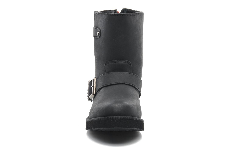 Boots en enkellaarsjes Buffalo Soline Zwart model