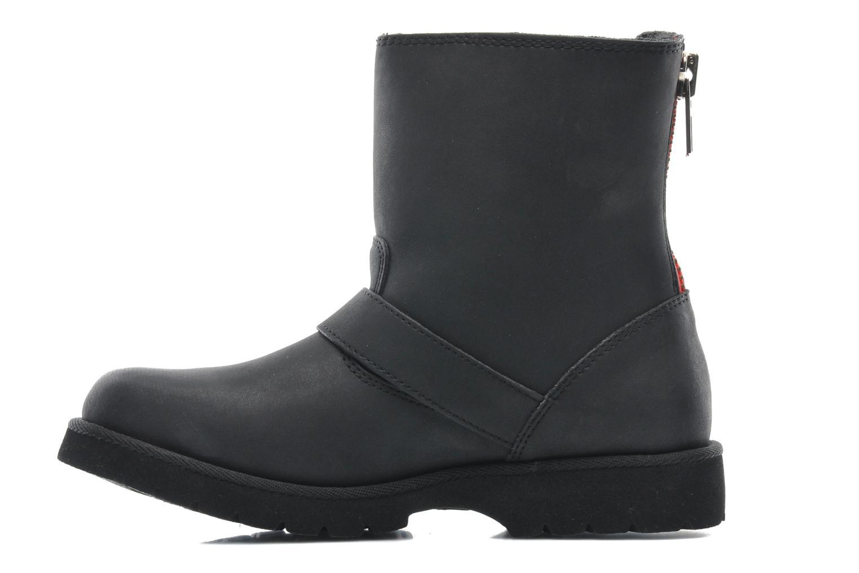 Boots en enkellaarsjes Buffalo Soline Zwart voorkant