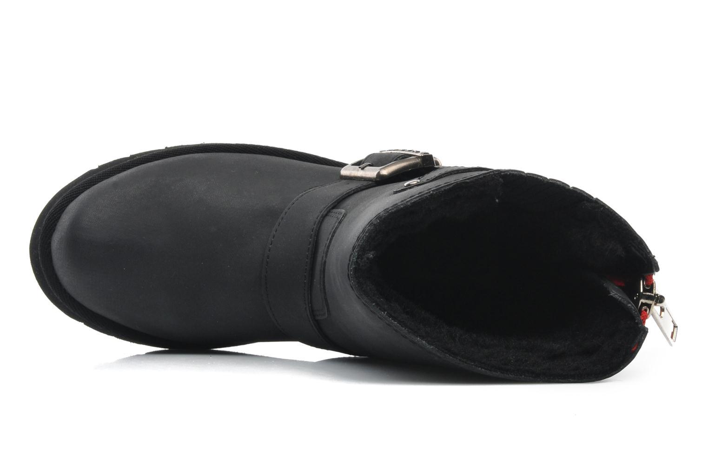 Boots en enkellaarsjes Buffalo Soline Zwart links