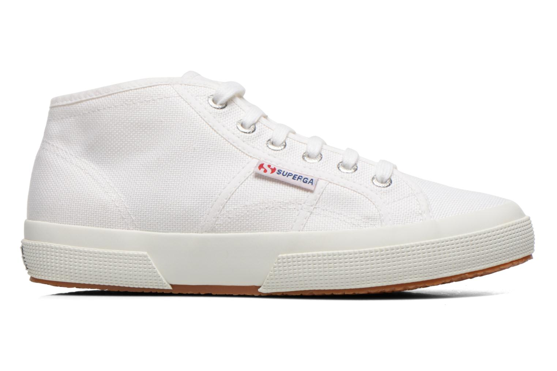 Sneakers Superga 2754 Cotu Mid top W Wit achterkant