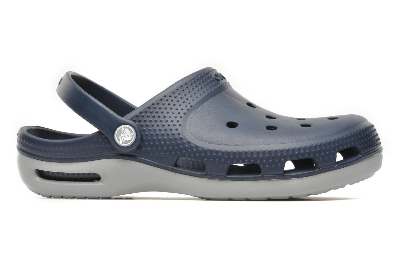 Sandalen Crocs Duet Plus blau ansicht von hinten