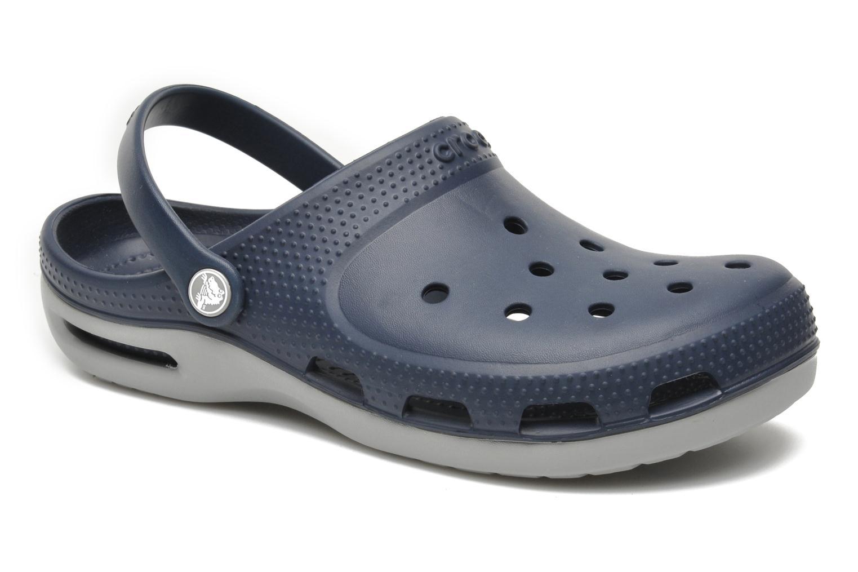 Sandalen Crocs Duet Plus blau detaillierte ansicht/modell