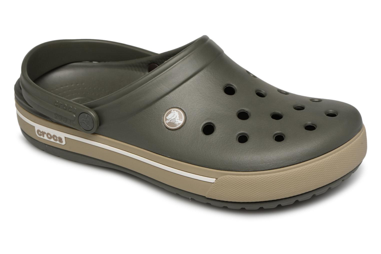Crocs Crocband II.5 Clog (Vert) - Sandales et nu-pieds chez Sarenza (343019)