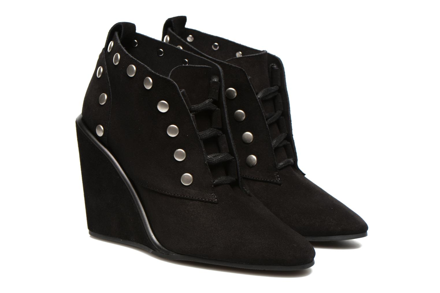 Ankle boots See by Chloé JANIS 1 Black 3/4 view