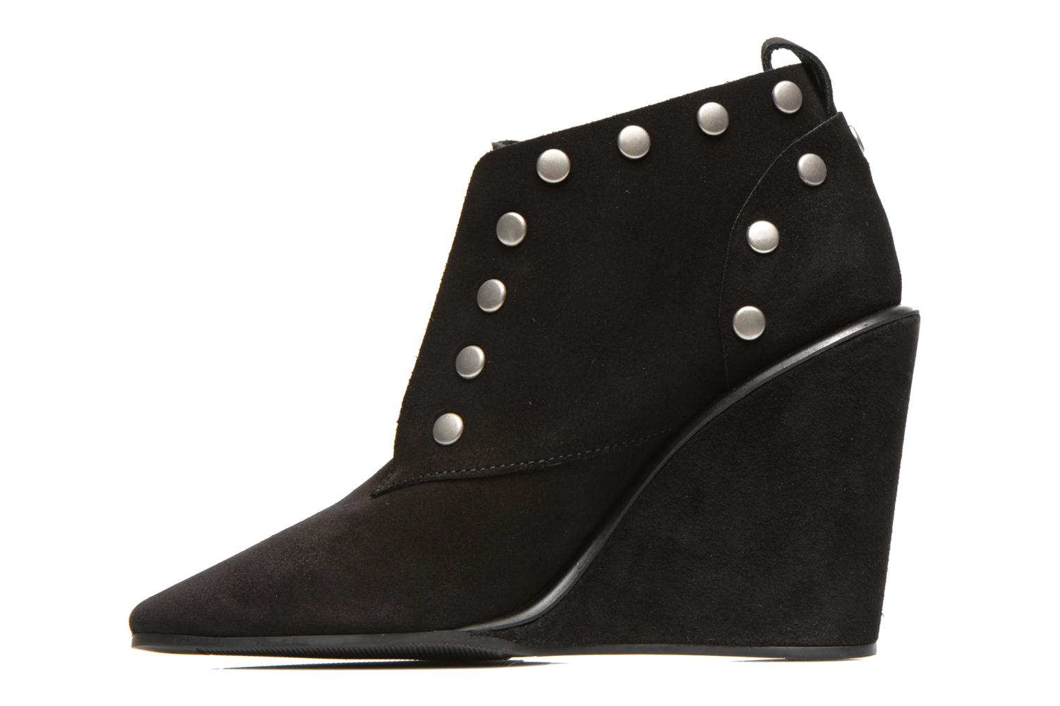 Ankle boots See by Chloé JANIS 1 Black front view