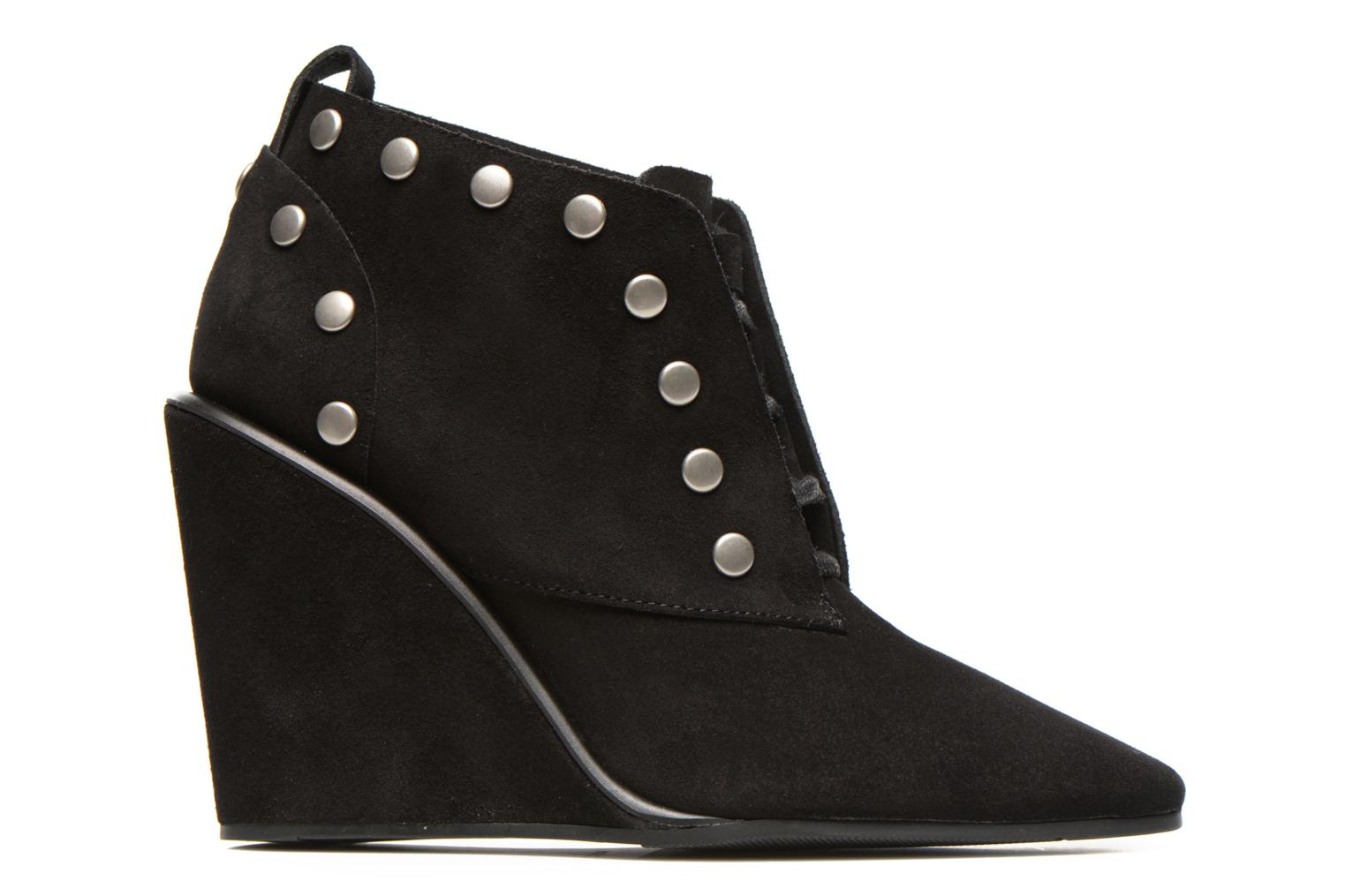 Ankle boots See by Chloé JANIS 1 Black back view
