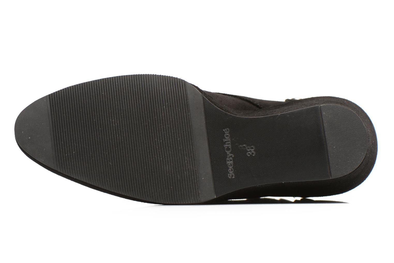 Stiefeletten & Boots See by Chloé JANIS 1 schwarz ansicht von oben