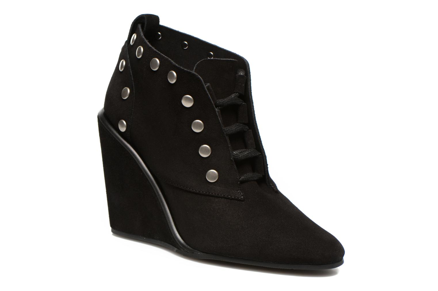 Ankle boots See by Chloé JANIS 1 Black detailed view/ Pair view