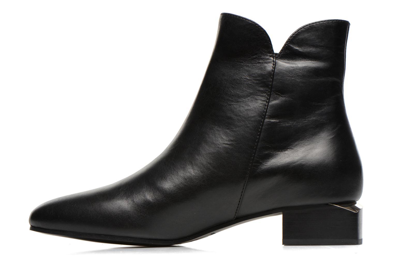 Bottines et boots See by Chloé NARA LOW Noir vue face