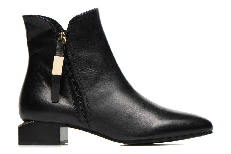 Bottines et boots See by Chloé NARA LOW Noir vue derrière