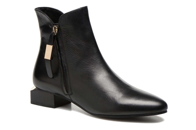 Bottines et boots See by Chloé NARA LOW Noir vue détail/paire