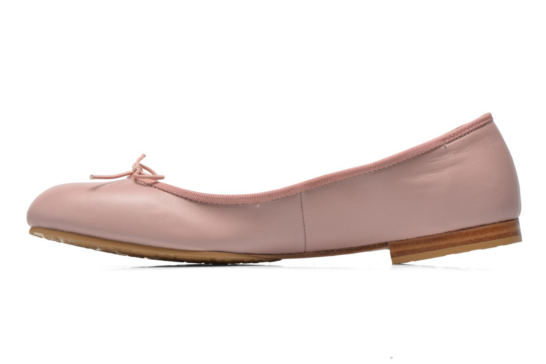 Ballerinas Bloch ALAIR BALLERINA rosa ansicht von vorne