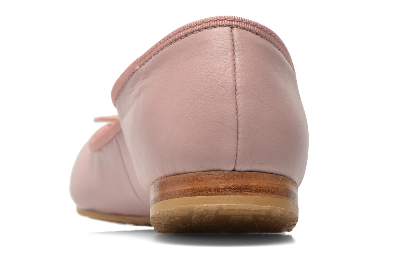 Ballerina's Bloch ALAIR BALLERINA Roze rechts