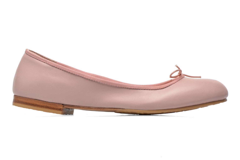 Ballerina's Bloch ALAIR BALLERINA Roze achterkant