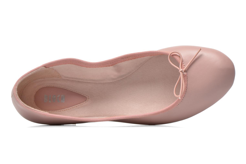 Ballerinas Bloch ALAIR BALLERINA rosa ansicht von links