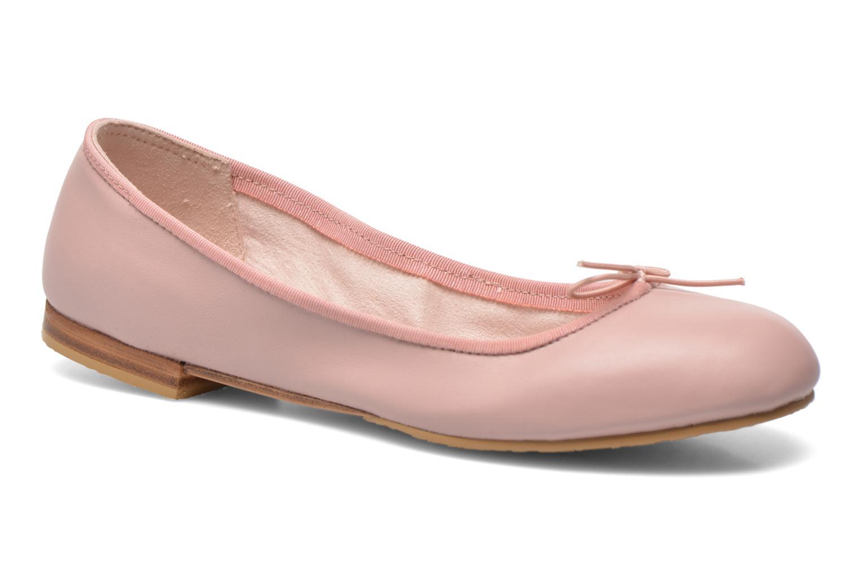 Ballerinas Bloch ALAIR BALLERINA rosa detaillierte ansicht/modell