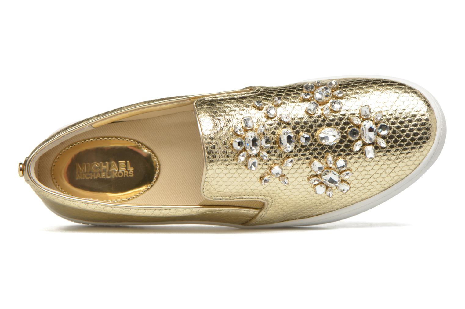 Keaton Slip On 740 Pale Gold