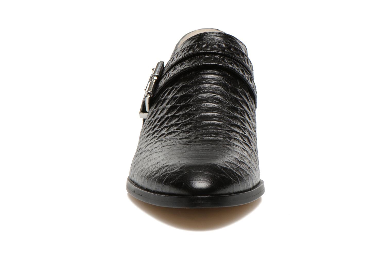 Mocassins Michael Michael Kors Saylor Flat Noir vue portées chaussures