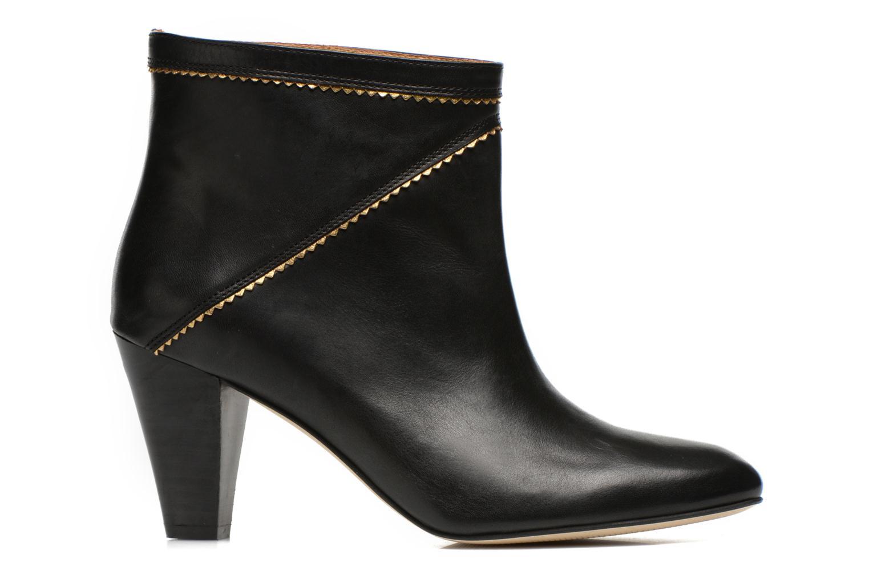 Bottines et boots Petite mendigote Frelon Noir vue derrière