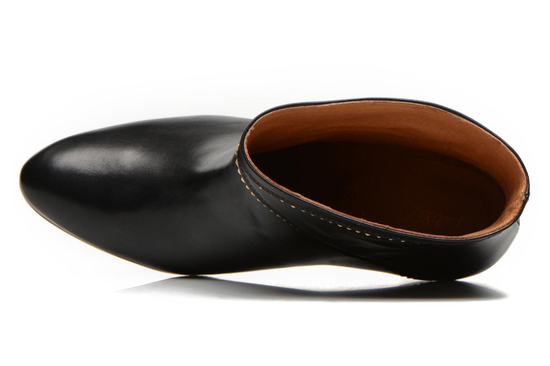 Bottines et boots Petite mendigote Frelon Noir vue gauche